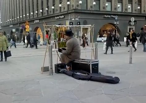 Se necesita muy poco para hacer música si tienes talento