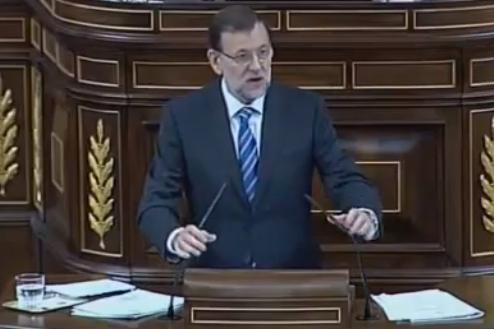 Rajoy ya no sabe ni que es el presidente del Gobierno