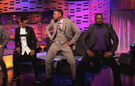 Los protagonistas de 'El príncipe de Bel-Air' recuerdan el baile de Carlton
