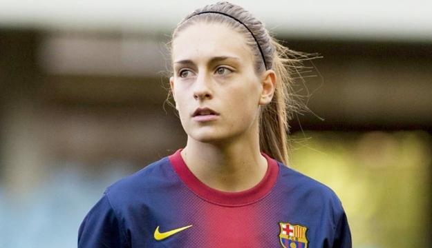 Impresionante gol de Alexia Putellas al estilo de Leo Messi