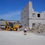 Una demolición que terminó en tragedia