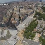 Un drone graba las protestas en Taksim hasta que es derribado por la policía