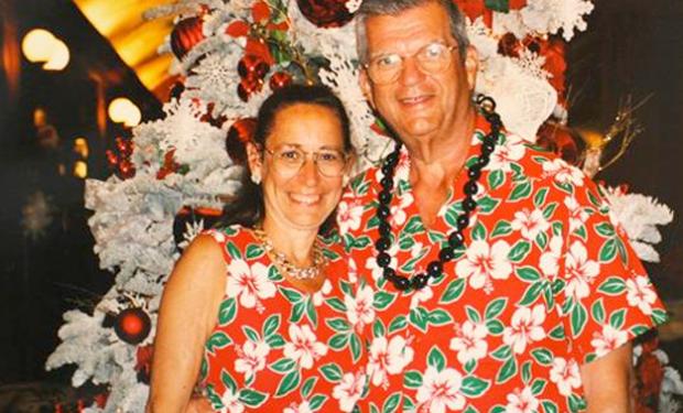 Una pareja se viste igual los 365 días al año por amor