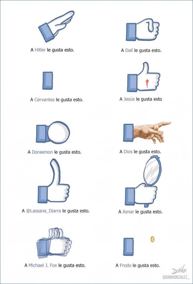 Sugerencias para nuevos botones de Facebook