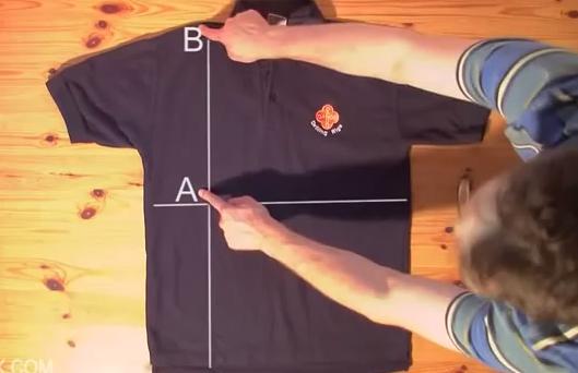 Cómo doblar cualquier camiseta en menos de 2 segundos