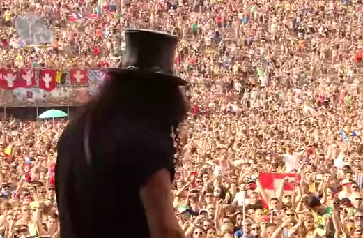 Slash Tomorrowland 2013