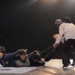 Los amos del breakdance