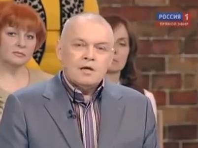 Dmitri Kisilev: ''El corazón de los Gays... debe ser quemado o enterrado''