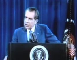 Comparación de los discursos de Rajoy y Nixon