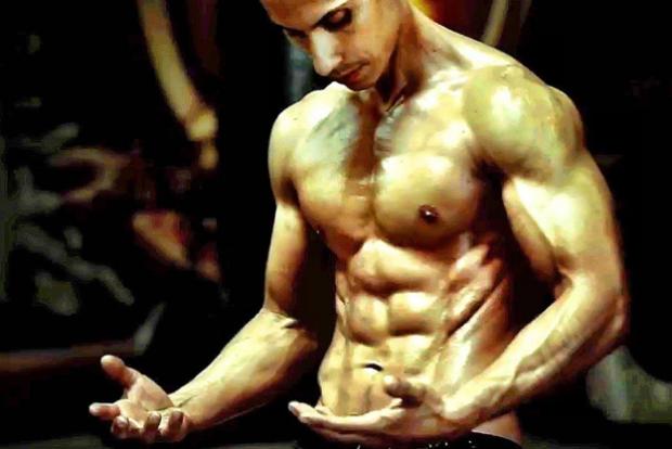 Frank Medrano: Esto es controlar tu cuerpo y lo demás son tonterías