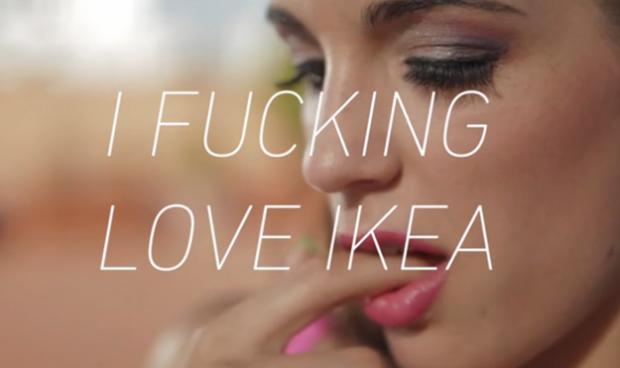 I Fucking Love Ikea, corto de Erika Lust