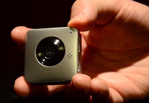 La nueva cámara que se puede controlar con el teléfono