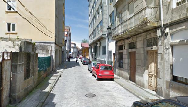 Detenido en Vigo por patear a su pareja en la calle mientras gritaba ''¡es mi mujer y le hago lo que quiero!''
