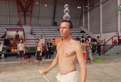 European Juggling Convention 2013, convención de malabaristas en Toulouse