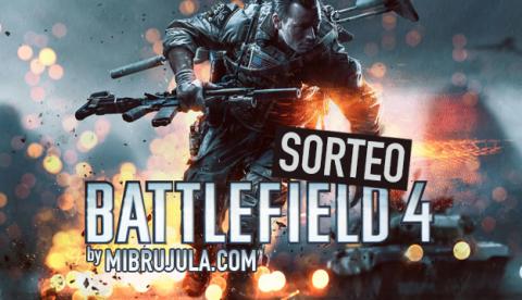 Sorteamos un Battlefield 4 entre todos vosotros