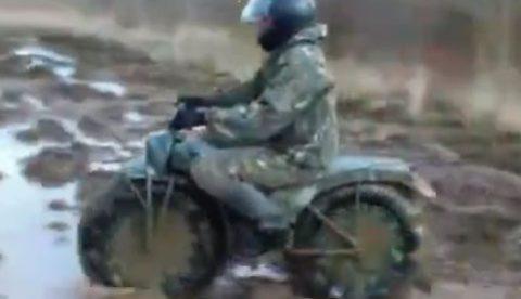 ATV modificado portátil