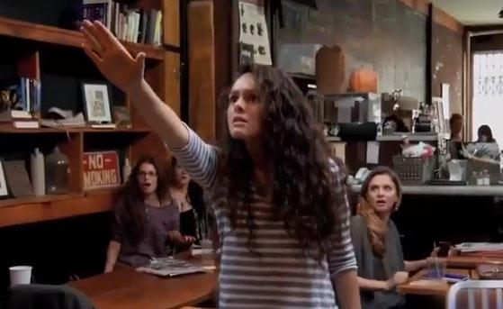 Una mujer con poderes telequinéticos aterroriza a los clientes de una cafetería en Nueva York (vídeo)