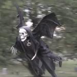 Broma de Halloween a un nivel épico