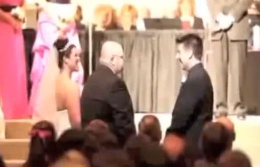 Precioso discurso de un padre en la boda de su hija