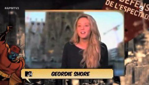 Así fue la visita de los jóvenes de 'Geordie Shore' a Barcelona