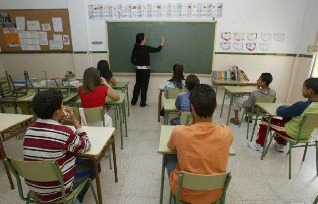 Despedida una profesora por escribirle la palabra ''perdedor'' a un alumno en la frente