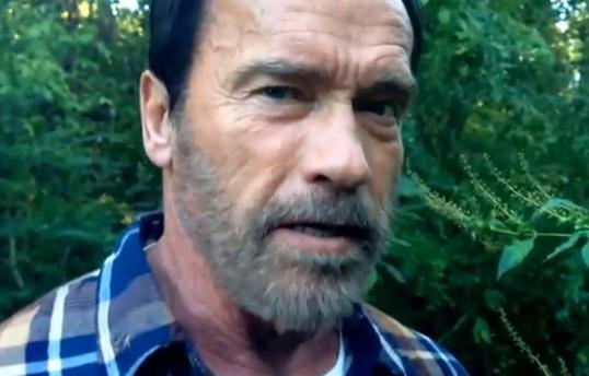 Arnold Schwarzenegger: ''Si sangra, podemos matarlo''