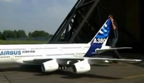 Llevar el aeromodelismo a otro nivel: Réplica de un Airbus A380