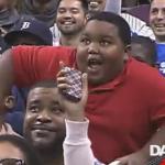 Los bailes del público en los descansos de los partidos de los Detroit Pistons