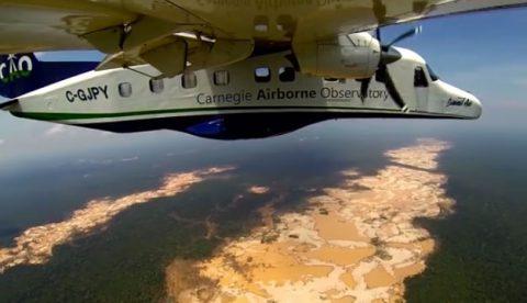 Los efectos de la minería ilegal en el Amazonas