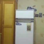Esto es lo que ocurre cuando metes un petardo en el congelador