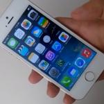 La mejor imitación china del iPhone 5S