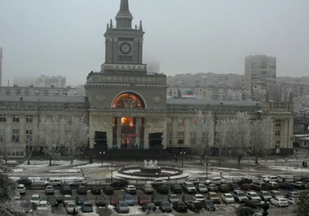 Atentado terrorista en la estación de trenes de Volgogrado, Rusia (Vídeo de la explosión)