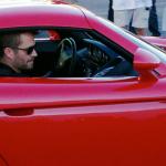 Las últimas fotos de Paul Walker en su Porsche Carrera GT antes del accidente