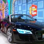 Mira como reacciona una mujer al ganar un Audi R8 Spyder