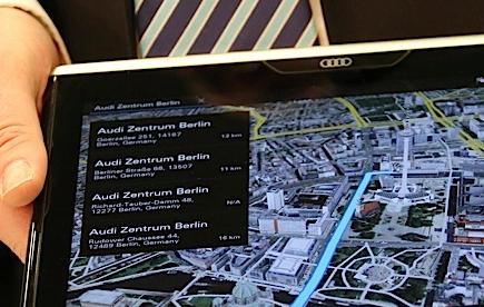 Lo nuevo de Audi para sus coches