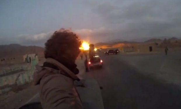 Así fue lo que ocurrió en Pakistán con el ciclista español atacado Javier Colorado (Vídeo completo)
