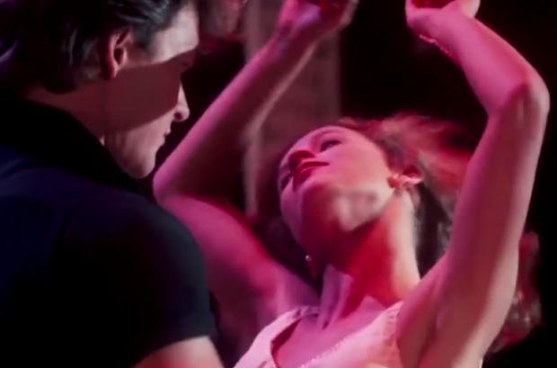 We can dance, tributo a las escenas de baile de las películas de Hollywood