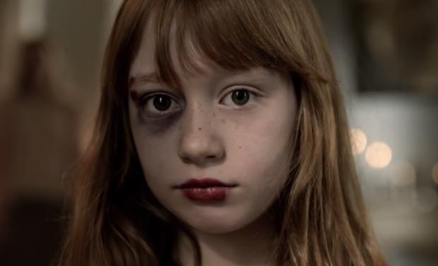 Impactante campaña contra el maltrato a la mujer