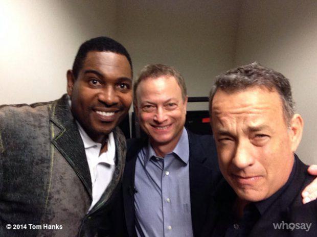 Forrest, Bubba y el Teniente Dan juntos de nuevo 20 años después