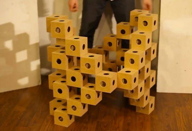 El cubo fantasma