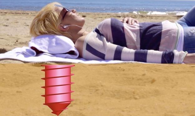 inventos para la playa