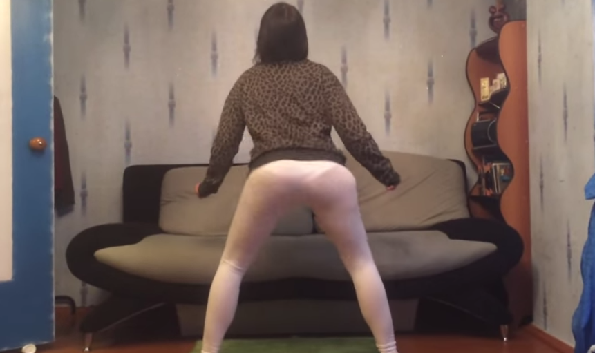 twerking pipí