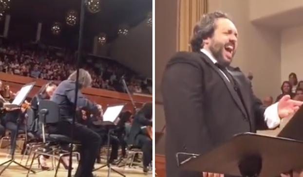 La Orquesta Ciudad de Granada versionando el 'The Trooper' de Iron Maiden (Vídeo)