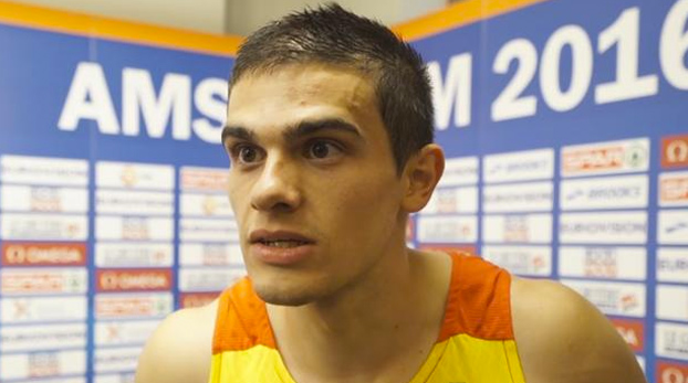 El momento en el que Bruno Hortelano se entera de que es campeón de Europa