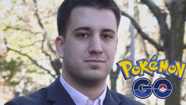 Nick Johnson, la primera persona en completar Pokémon Go tras caminar 12 km diarios