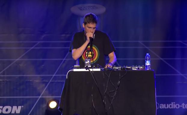 Tom Thum, el Dios del Beatboxing, se sube al escenario y deja a todos con la boca abierta