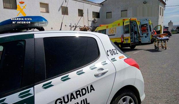 El rumano que se electrocutó cuando robaba cobre, denunciará por 'lesiones' a la empresa