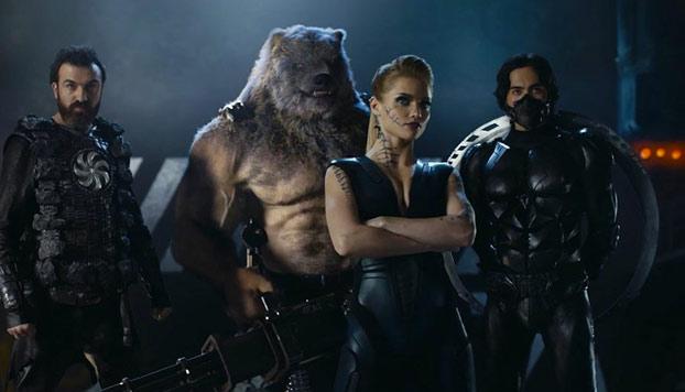 Guardians: La versión rusa de Los Vengadores con ninjas y hombres oso