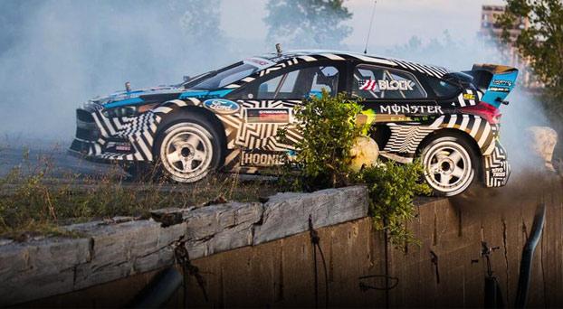 La Gymkhana 9 de Ken Block con el nuevo Ford Focus RS RX como protagonista
