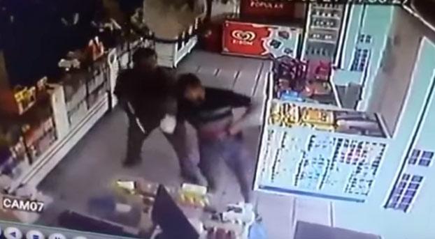 Dos policías fuera de servicio se disparan entre sí por error